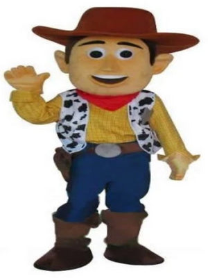 Woody Mascot look a like Costume Hire