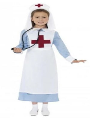 WW1 based Nurse Children's costumes