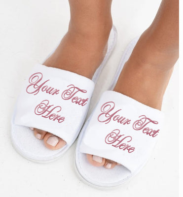 Design your Own Slippers