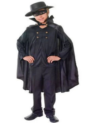 Zorro Bandit Children's costume