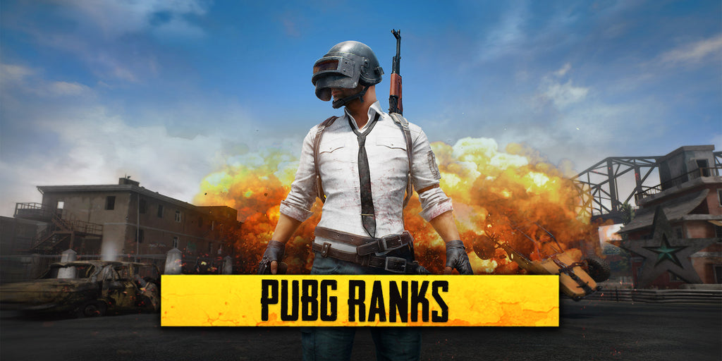Pubg Rank Wallpaper: PUBG Ranks And The Elo System Explained