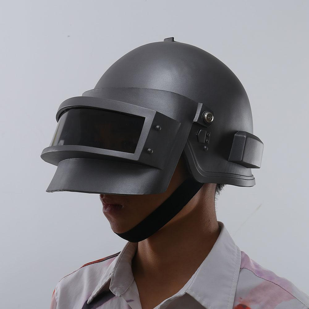 Real PUBG Level Helmet