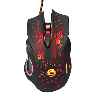 Csgotradezone Vakind 3200DPI Wired Pro Gaming Mouse