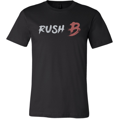 RUSH B BRUSHED T SHIRT