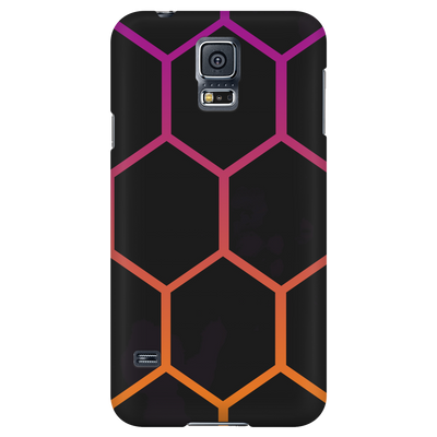 teelaunch Phone Cases ELECTRIC HIVE PHONECASE