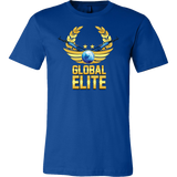 teelaunch T-shirt GLOBAL ELITE T-SHIRT 2