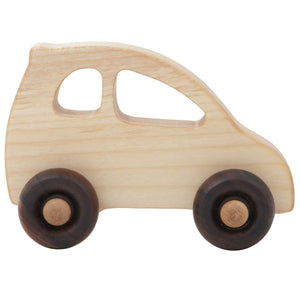 Wooden Eco Car