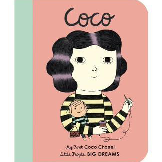 Coco Chanel - My First Little People, Big Dreams