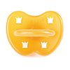Natural Rubber Pacifier - Crown