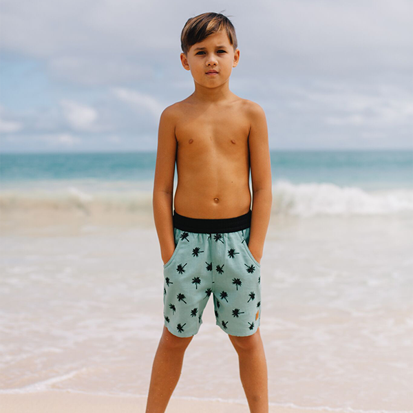 Island State Co Paradiso Quick Dry Shorts (2y & 3y left)