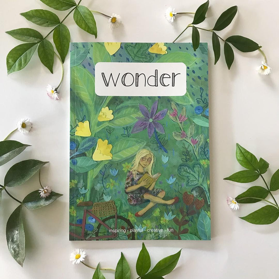 Wonder Magazine - Issue 6
