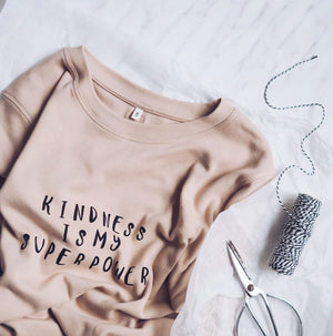 Organic Zoo Adult Clay Kindness Jersey