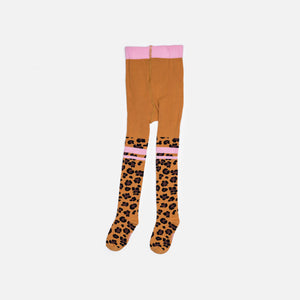 Lillster Leo Friends- Raffa The Leopard Tights