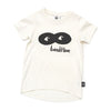 Little Man Happy Bandit Love Longline T Shirt