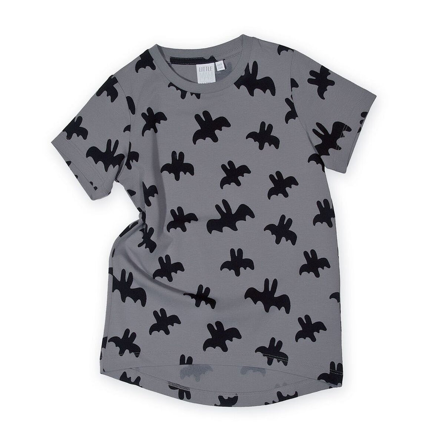 Bats Longline T Shirt  (one left 5-7yrs)