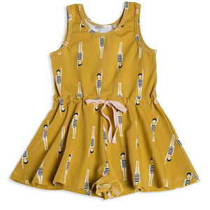 Mad About Mini Bather Girl Playsuit