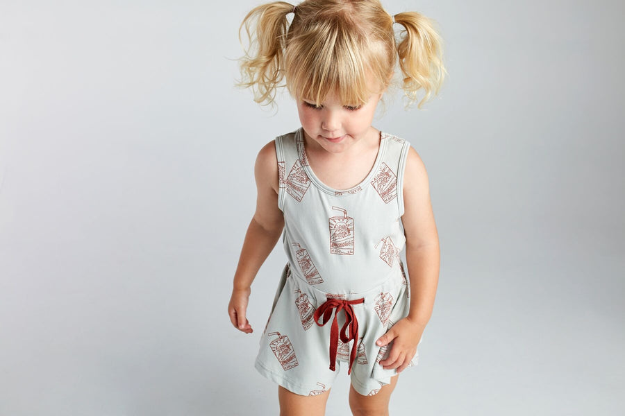Mad About Mini Juicebox Playsuit