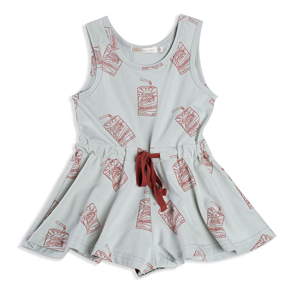 Mad About Mini Juicebox Playsuit (last one 2-3y)