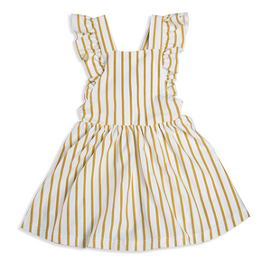 Mad About Mini Stripe Frill Tunic Dress (2-3y & 6-7y left)