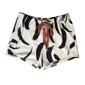 Mad About Mini Painted Stripe Short (6-7y & 8-9y left)