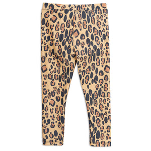 Mini Rodini Leopard Fancy Leggings