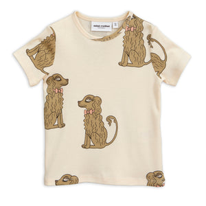Mini Rodini Spaniel T Shirt (last one 4-9m)