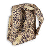 Mini Rodini Recycled Polyester Leopard Panda Backpack