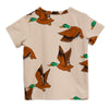 Mini Rodini Wild Ducks T Shirt