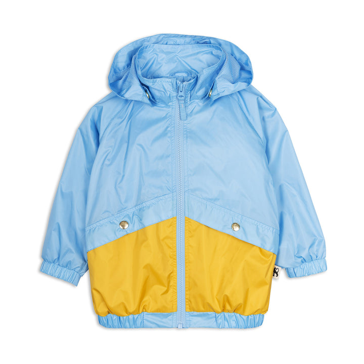 Mini Rodini Light Blue Sporty jacket (last one 9-11y)