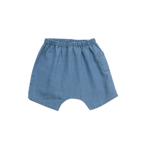 Nature Baby Chambray Dylan Shorts