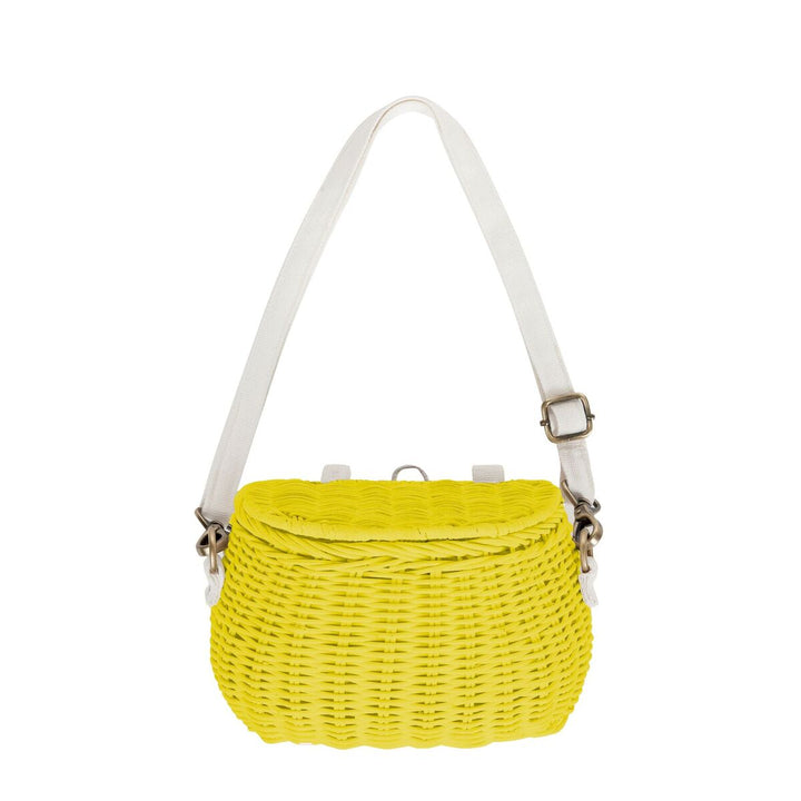 Olli Ella Minichari Bag Yellow