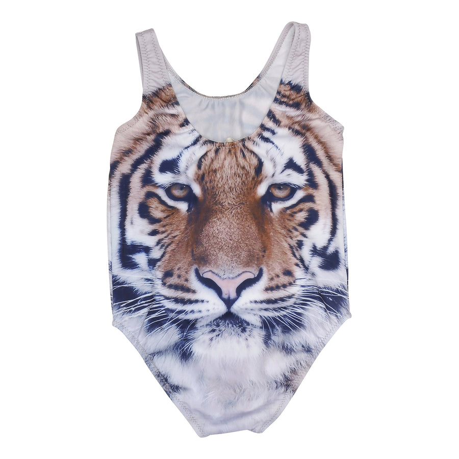 Popupshop Classic Tiger Swimsuit