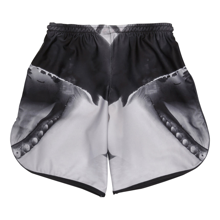 Popupshop Killer Whale Swim Shorts