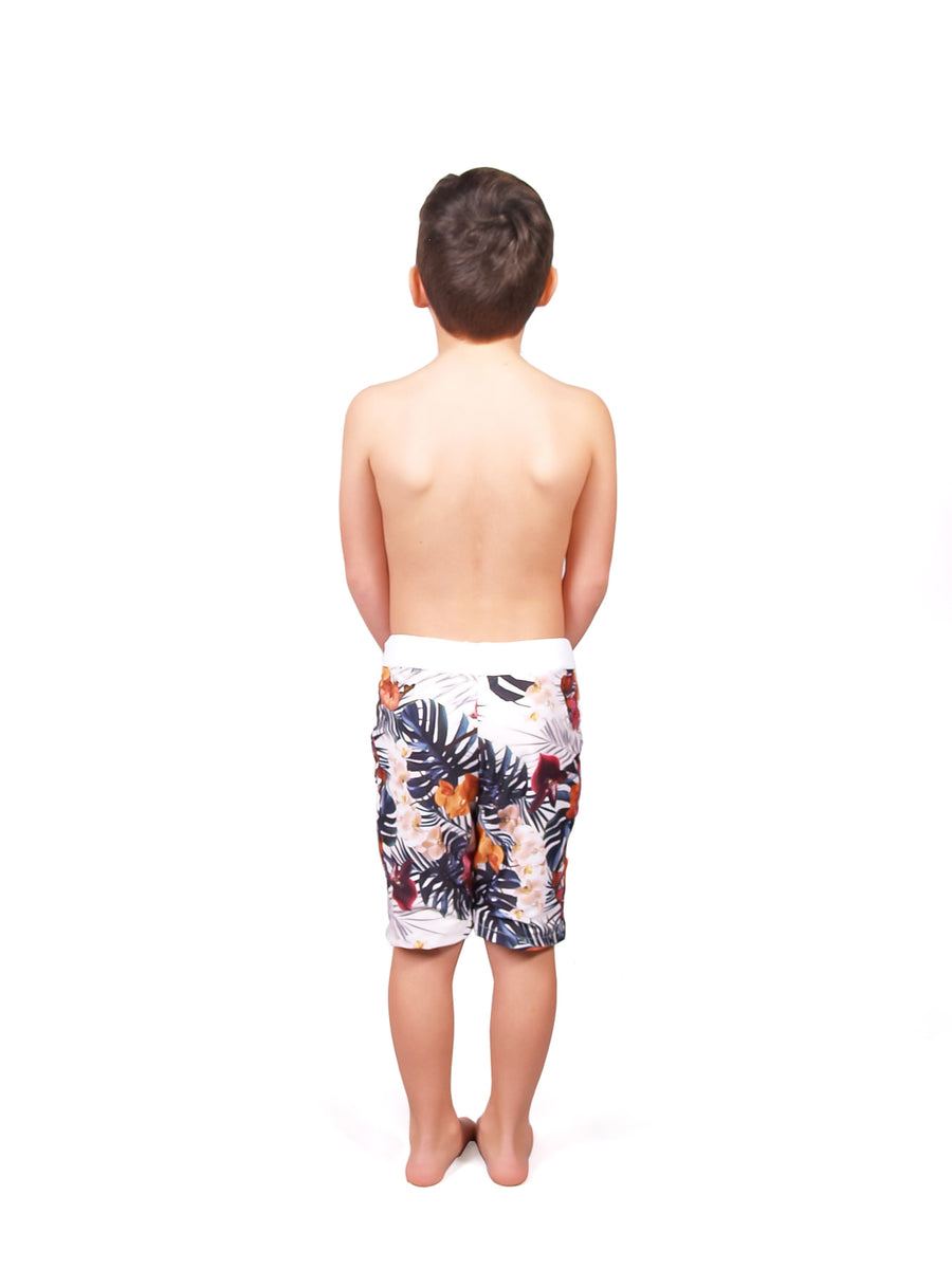 Sunnyboy Boardies in Orchid