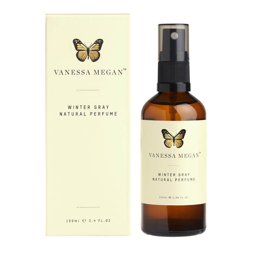 Vanessa Megan Winter Gray Natural Perfume