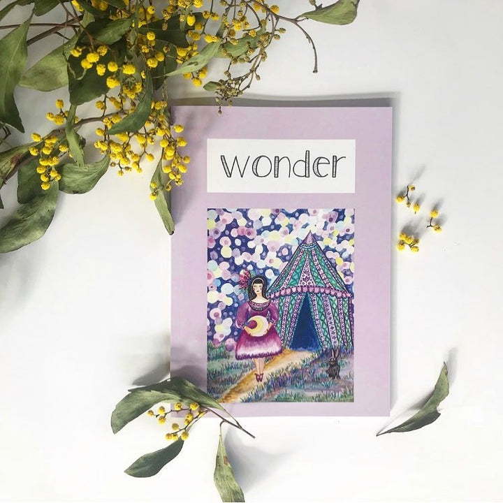 Wonder Magazine - Issue 5