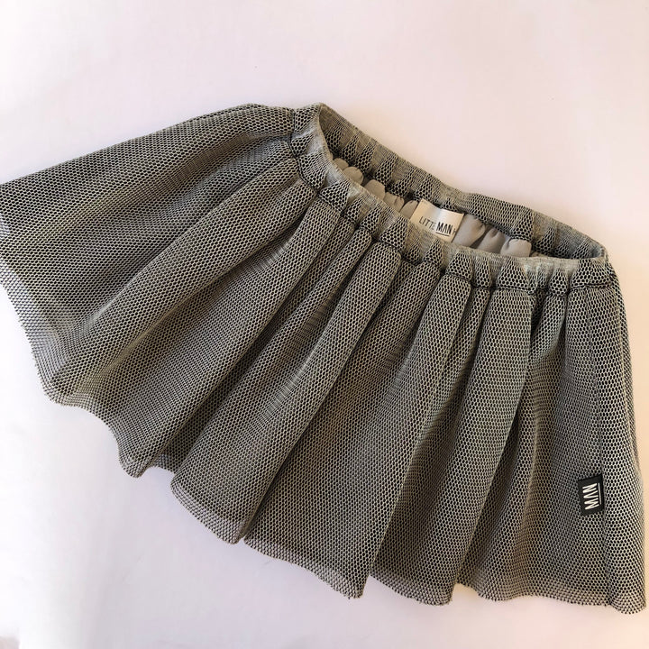 Pre-loved Little Man Happy Mesh Skirt