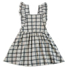 Mad About Mini Herringbone Check Tunic Dress