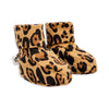 Mini Rodini Basic Organic Leopard Baby Boot