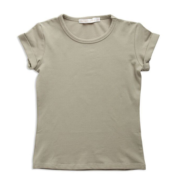 Olive T Shirt (last one 1-2y)