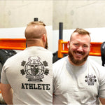 Barbaric Strength Athlete Tee!