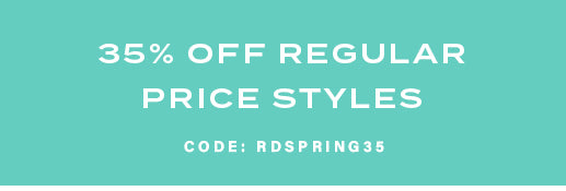 Rocket Dog 35% Off Regular Styles