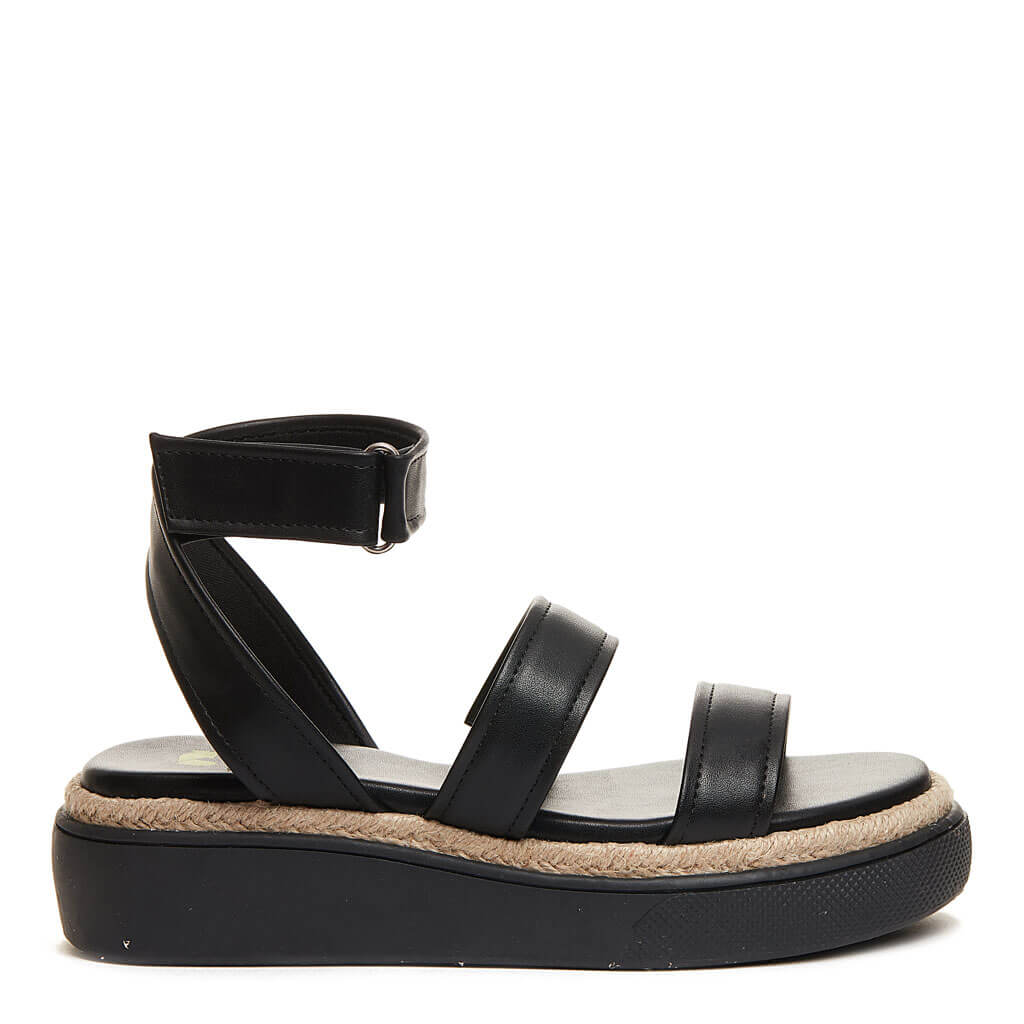 Rocket Dog® Franki Black Sandal