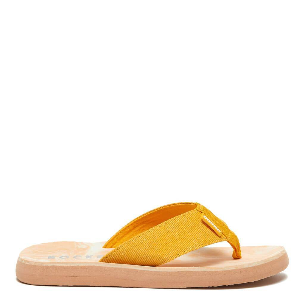 Rocket Dog® Adios Yellow Salty Flip Flop
