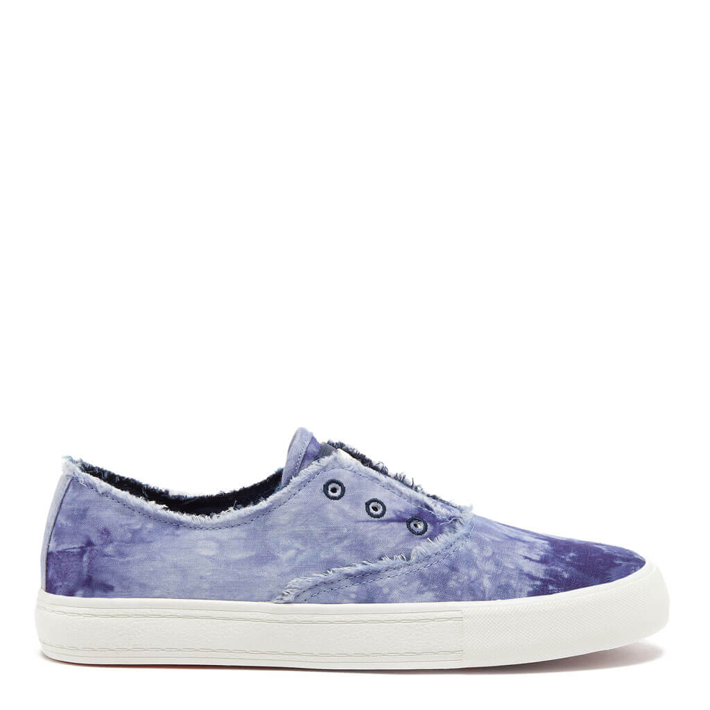 Rocket Dog® Afina Blue Tie-Dye Slip-On Sneaker