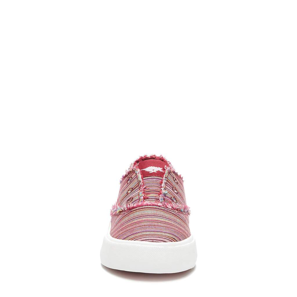 Rocket Dog® Afina Red Stripe Slip-On Sneaker