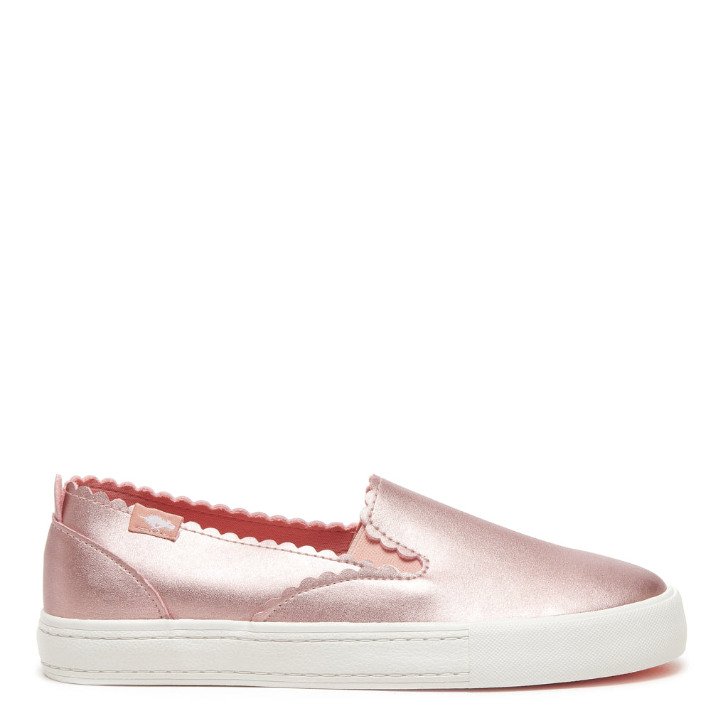 April Princeton Rose Slip-on Sneaker