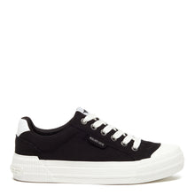 Cheery Black Canvas Sneaker