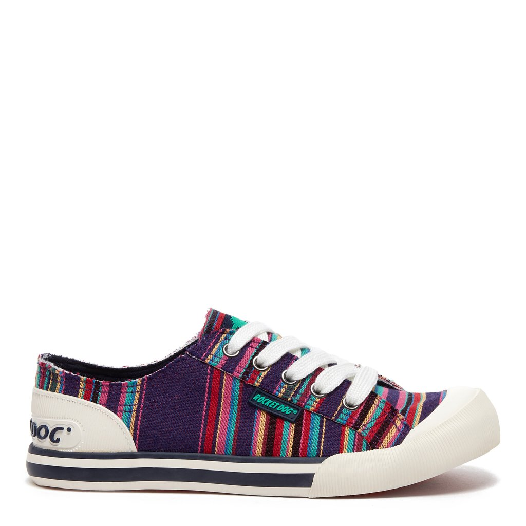 Jazzin Multi Color Sneaker