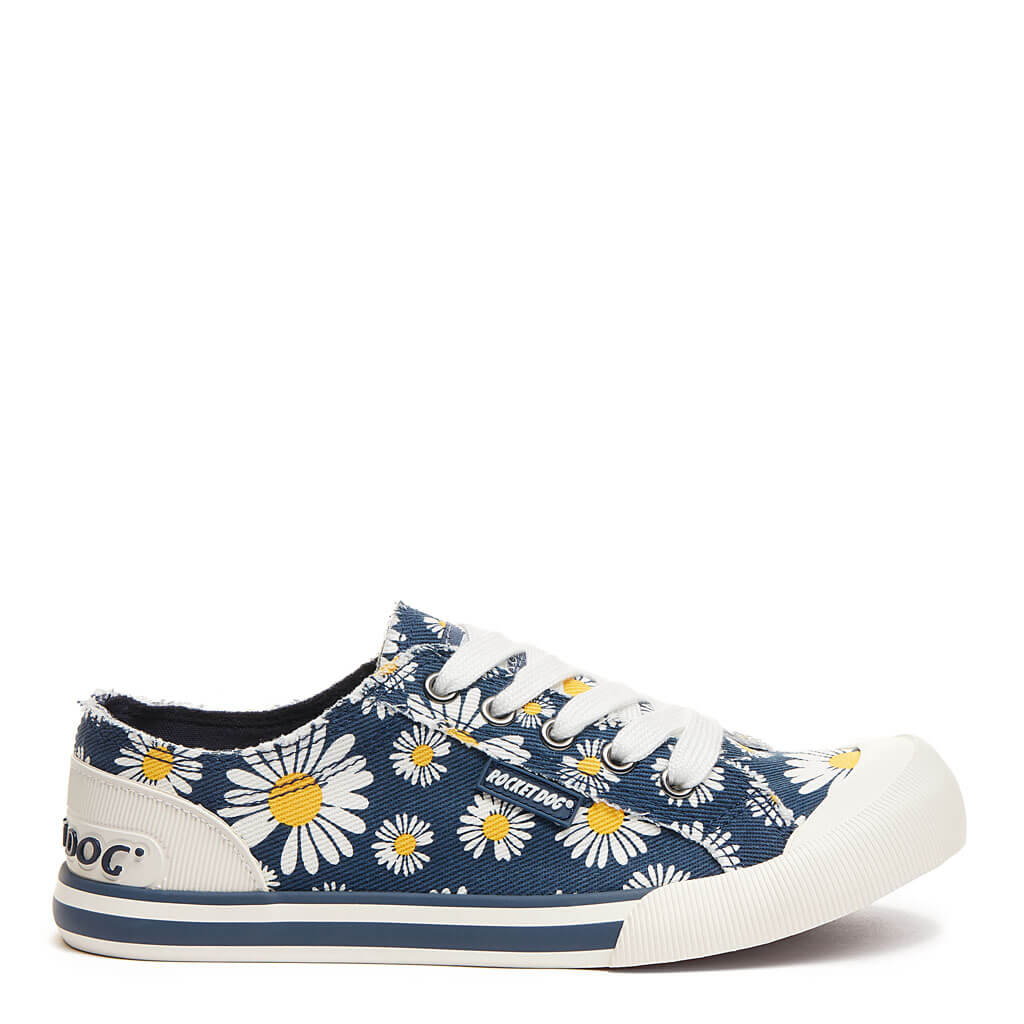 Jazzin Navy Daisy Sneaker. Shop Women's Sneakers